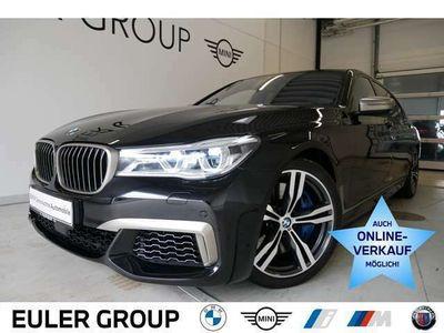 gebraucht BMW 760L i xDrive Laser Sky Lounge Massagesitze TV
