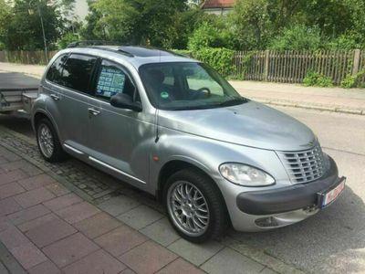 gebraucht Chrysler PT Cruiser 2.0 Limited Alcantara-Klima-el.GSSD als Limousine in Feldkirchen