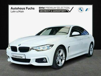 gebraucht BMW 420 Gran Coupé i M Sport EU6d-T LED Navi Keyless Fernlichtass. El. Heckklappe PDCv+h LED-Tagfahrlicht