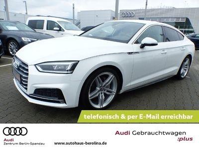 gebraucht Audi A5 Sportback 40 TDI S line S tronic *NAVI+*VC*