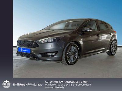 gebraucht Ford Focus 1.0 EB ST-Line, Navi, Xenon, PPS,