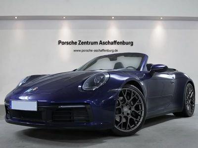 gebraucht Porsche 911 Carrera Cabriolet Sportabgas Bose RS-Spyder
