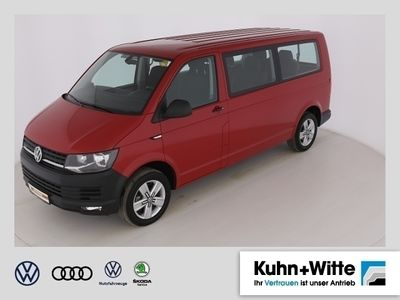 gebraucht VW Caravelle T6langer Radstand Trendline 4Motion 2.0 TSI DSG *EU6,AHK,17 Zoll LM,Dämmglas*