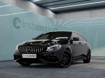 gebraucht Mercedes CLA45 AMG Shooting Brake CLA 45 AMG Shooting Brake AMG 4Matic S-AGA NAVI KAMERA NIGHT
