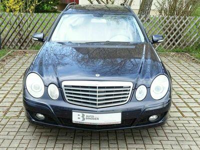 gebraucht Mercedes E220 E -Klasse T-ModellCDI*Alu*AHK*