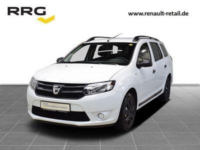 gebraucht Dacia Logan MCV 2 1.2 16V 75 ESSENTIEL KOMBI