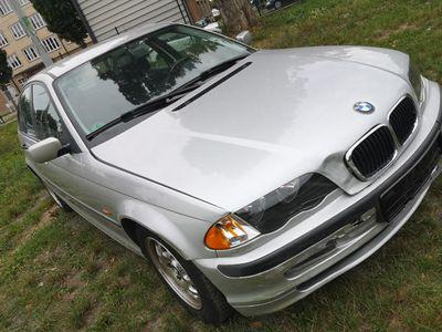 gebraucht BMW 318 3er Klima Erstehand 66500km Scheckheft