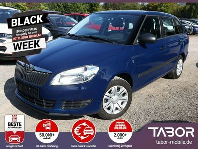 gebraucht Skoda Fabia 1.2 TSI Cool Edition Klima Brems-Ass