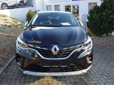gebraucht Renault Captur TCe 100 LPG Experience Deluxe Paket