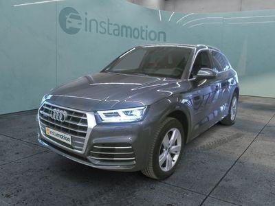 gebraucht Audi Q5 Q550 TFSIe Q S LINE eSITZE AHK VC eKLAPPE