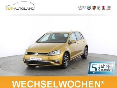 gebraucht VW Golf VII JOIN VII 1.4 TSI BMT +Navi+Bluetooth+ schwarz