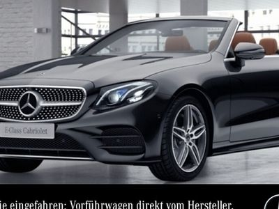 gebraucht Mercedes E300 Cab. AMG WideScreen 360° Multibeam Distr+