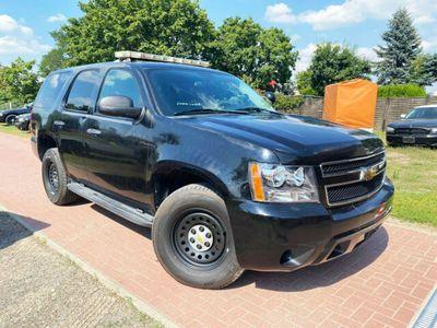 gebraucht Chevrolet Tahoe 5,3 V8 4x4 Flex Fuel Police