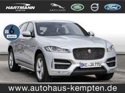 gebraucht Jaguar F-Pace 25d AWD R-Sport (Navi Xenon Klima Einparkhilfe el.