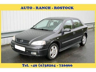 gebraucht Opel Astra G 2.0 DTI EDITION 100 KLIMAANLAGE / ALUS / EURO 3