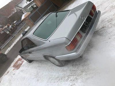gebraucht Mercedes 380 SEC H-Kennzeichen TÜV neu sehr gepflegt