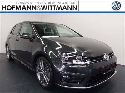 gebraucht VW Golf ALLSTAR 1,4 TSI DSG Navi/R-Line-Sportp./uvm