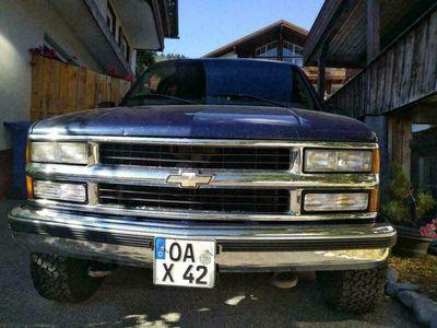 gebraucht Chevrolet Tahoe als SUV/Geländewagen/Pickup in Hindelang