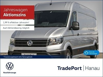 gebraucht VW Crafter 35 Kasten LR HD Automatik