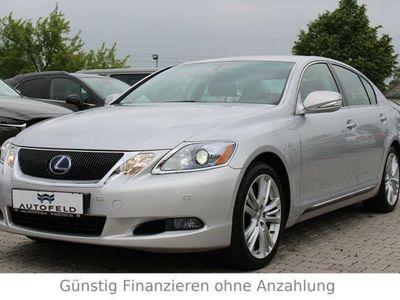 gebraucht Lexus GS450H GS 450hLuxury/VOLLSHEFT/XENON/NAVI/LEDER/KEYGO