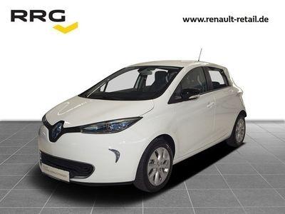 käytetty Renault Zoe INTENS Mietbatterie 22kWh, Standheizung, Kli