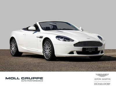 gebraucht Aston Martin DB9 Volante Stratus White, Sports Seat