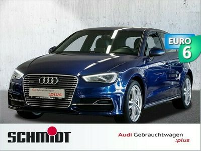 gebraucht Audi A3 Sportback e-tron S line 1.4 TFSI e-tron 110 kW (150 PS) S tronic