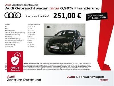 gebraucht Audi A3 Limousine sport 35TDI S tronic/Navi+/APS+/DAB/X