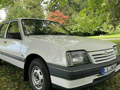 gebraucht Opel Ascona H-Kennzeichen TOP!