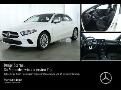 gebraucht Mercedes A200 Progressive/Navi-Premium/LED/SHZ/PTS