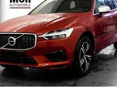 gebraucht Volvo XC60 T5 Geartronic R-Design,Navi,LED,Rüka