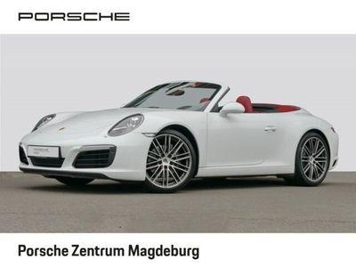 gebraucht Porsche 911 Carrera Cabriolet 991 (911) *BOSE*ABGAS*CHRONO*
