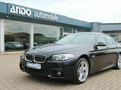 gebraucht BMW 528 i Lim. Autom. xDrive M-Paket Sportpaket*NAVI*