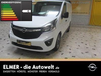 gebraucht Opel Vivaro B - Klima, Radio, Bluetooth, Tempomat, 6 G