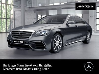 gebraucht Mercedes S63 AMG AMG 4M Lang DISTRONIC bei Gebrachtwagen.expert