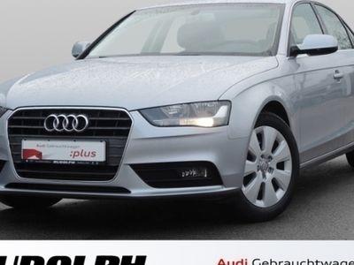 gebraucht Audi A4 Lim.1.8 TFSI Ambiente PDC SHZ Tempomat