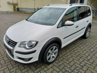 used VW Touran Cross Touran 1,9 TDI