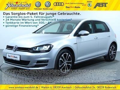 gebraucht VW Golf VII 1.4 TSI Lounge, Xenon, Klima, GRA