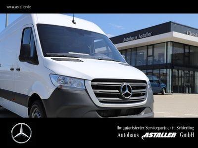 gebraucht Mercedes Sprinter 214 CDI KA St.Lang 3924+Hoch+TCO+Klima