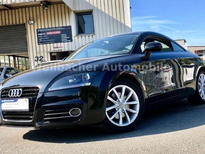 gebraucht Audi Coupé 2.0 TFSIS-tronic * SH * PDC * Temp. *