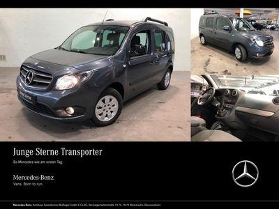 gebraucht Mercedes Citan 111 Tourer **Edition/Sitzhzg/Klima/Tempoma