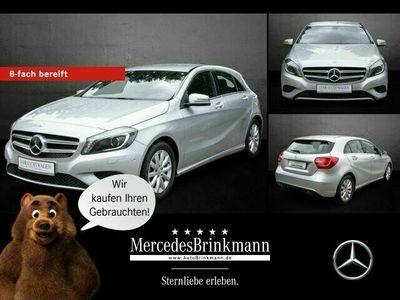 gebraucht Mercedes A180 Urban/Navi/Xenon MF-Lenkrad/Tempomat/R-CD