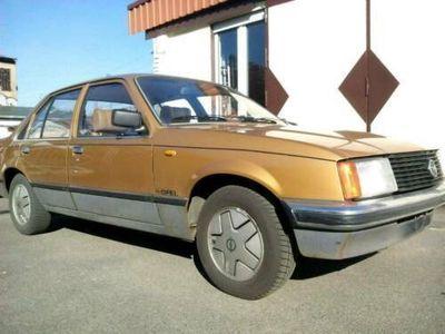 gebraucht Opel Rekord E1 2,0S H-Kennz. AHK Alu