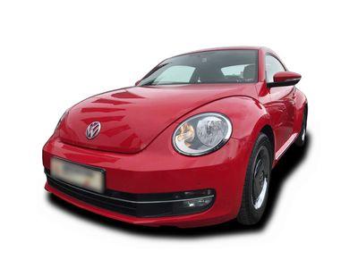 gebraucht VW Beetle 1.2 TSI Design 1.Hand PDC Tempomat Klimaaut.