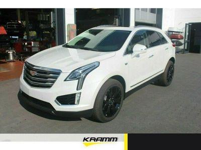gebraucht Cadillac XT5 3.6 V6 AWD Premium Black & White