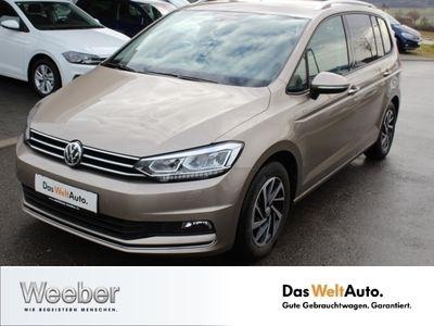 gebraucht VW Touran 1.0 TSI CL Join 7 Sitzer AHK Navi LED