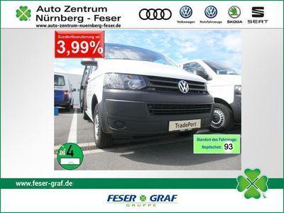 used VW T5 Kasten 2.0 TDI AHK Standheizung Navigationssystem