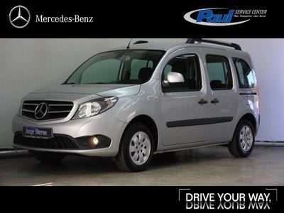 gebraucht Mercedes Citan 109 CDI KB/Kombi/Tourer Freisp+8xAirba+PTS