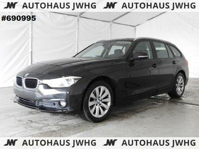 gebraucht BMW 320 d xDrive Advantage Nav Leder LED HeadUp Tempo