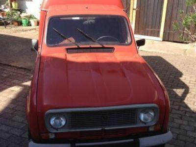 used Renault R4 F6 Kasten